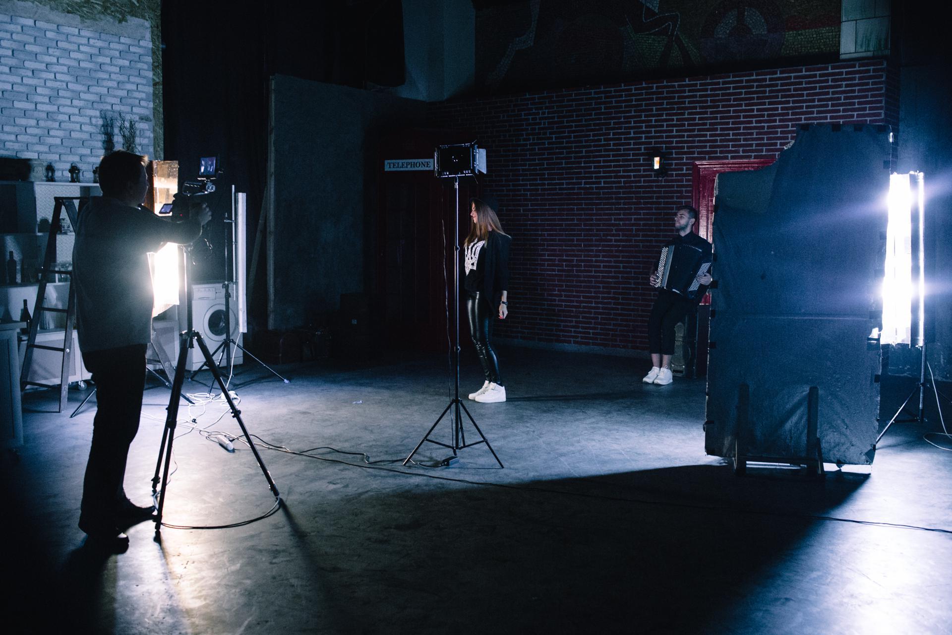backstage видео заказать киев