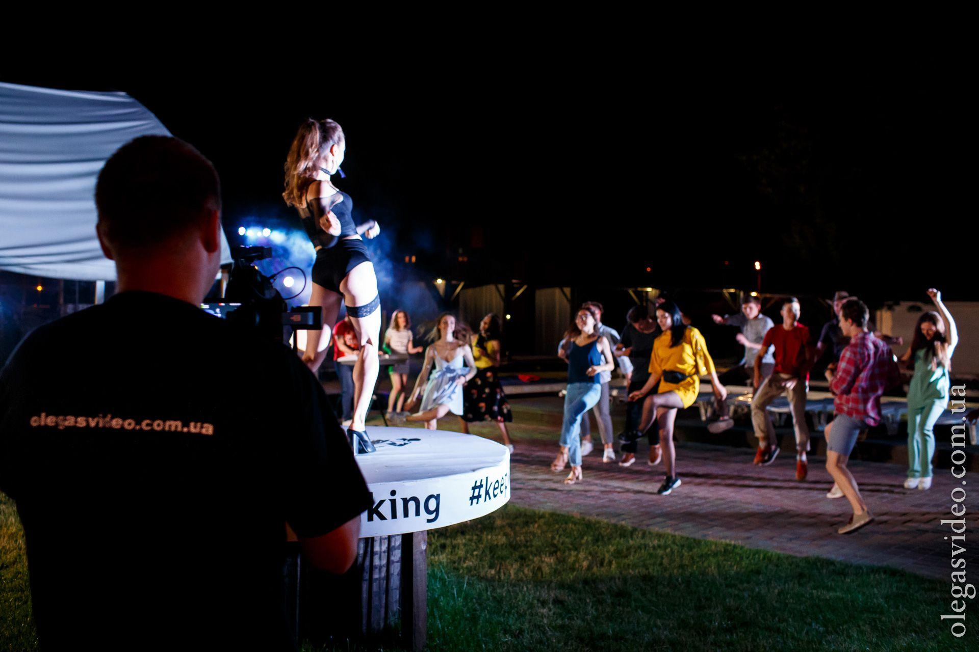 backstage как работает видеоператор на вечеринке