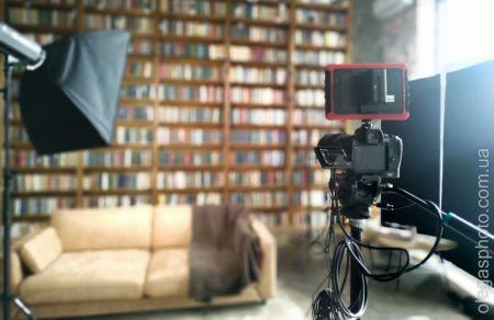 съёмка интервью в киеве