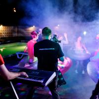 бекстейдж съёмок клипа в sungrilla club