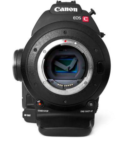 nd фильтры в canon c100