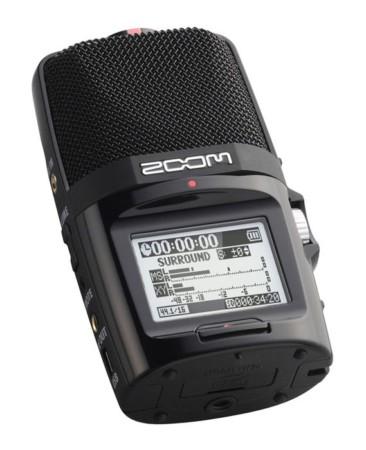 Zoom H2n рекордер